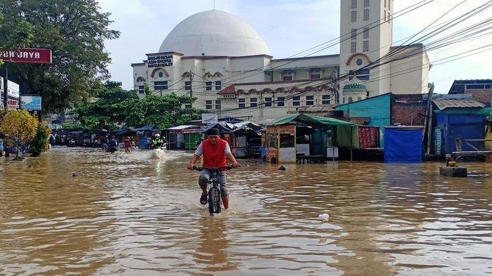 Lebih dari 10 Ribu Rumah di Kabupaten Bandung Terendam Banjir, Tersebar di 4 Kecamatan