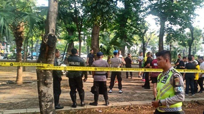 Monas Jakarta Dibuka Lagi, Begini Situasinya Setelah Ledakan Granat Asap yang Lukai Anggota TNI