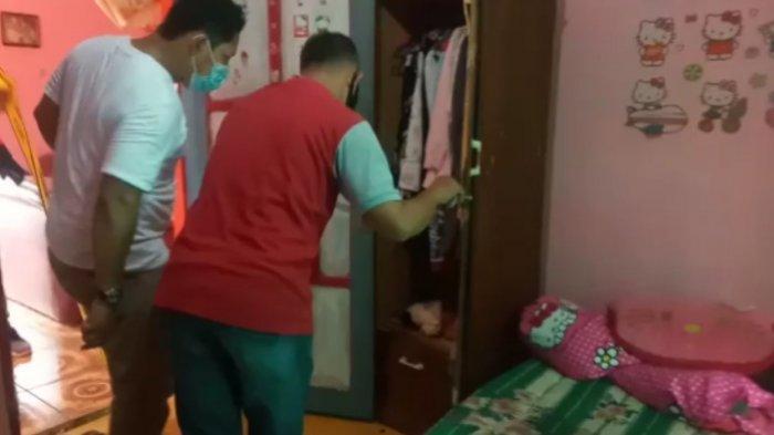 Mahasiswi Melahirkan di Rumah Kakeknya, Bayi Disembunyikan di Lemari, Sudah Tak Bernyawa