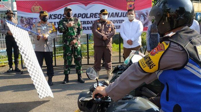 TNI dan Polisi di Cianjur Akan Door to Door Bagikan Bantuan untuk Warga yang Tak Terdata