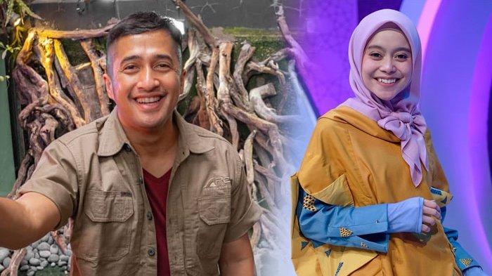 Lesti dan Irfan Hakim