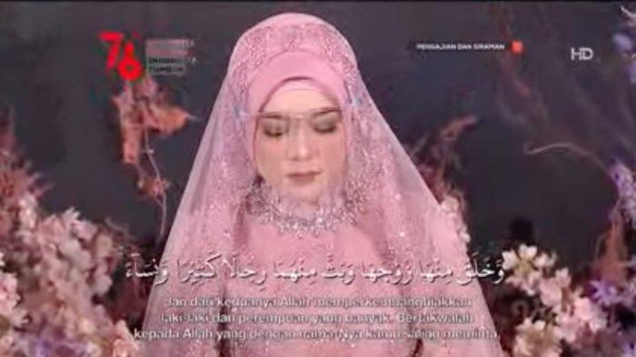 Suara Lesti Melantunkan Al Quran Surat Ar Rahman Bergetar Menahan Tangis, Ini Makna Surat Ar Rahman