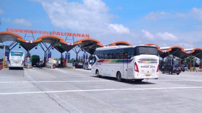 Libur Isra Miraj, PT LMS Catat Lebih dari 59 Ribu Kendaraan Melintas di Tol Cipali