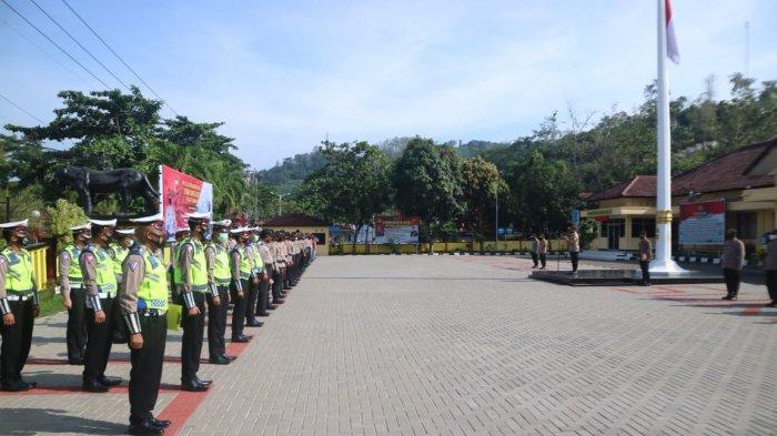 Libur Panjang, Polres Sukabumi Siagakan 400 Personel Amankan Arus Lalu Lintas dan Tempat Wisata