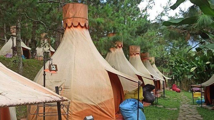Liburan Sehat dan Seru, Kemping Ala Hutan di The Lodge Maribaya Lembang
