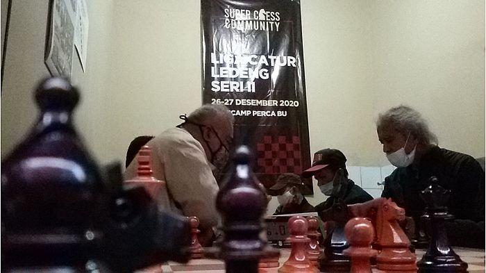 Diburu Pecatur Top, Liga Catur Ledeng II/2020 Super Chess Community Berjalan Seru, Ini Para Juaranya