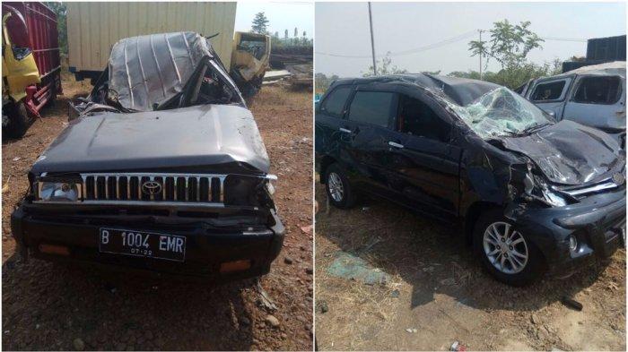 5 Orang Tewas dalam Kecelakaan di Tol Cipali, Satu Korban Masih Balita