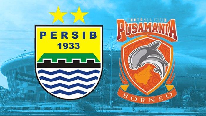 Live Streaming Indosiar Persib Bandung Vs Borneo FC, Persib Targetkan Menang, Bisa Tonton Via Ponsel