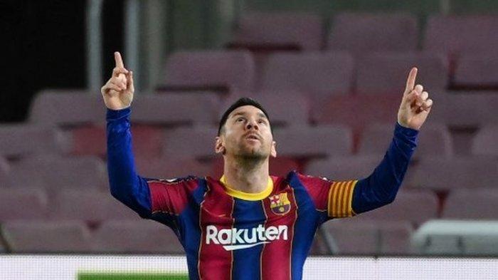 Lionel Messi Disebut Lebih Bahagia di Barcelona, Ini Alasannya, Sinyal Bertahan di Nou Camp?