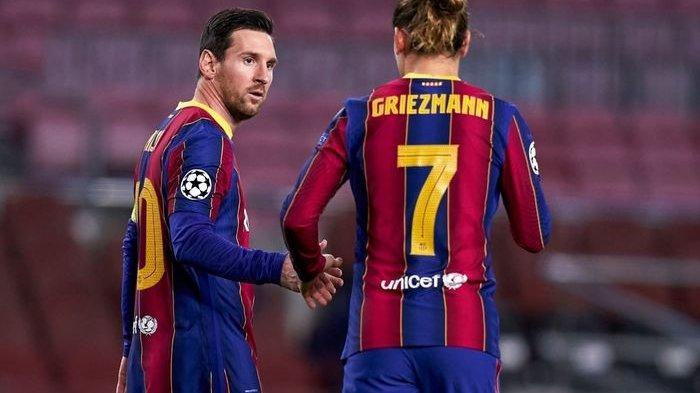Jadwal Liga Champions Pekan Ini, Barcelona vs PSG, Ini 4 Alasan Barca Bisa Menang