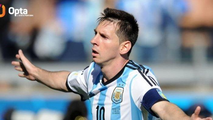 Hasil Kualifikasi Piala Dunia 2022: Argentina Libas Bolivia, Lionel Messi Cetak Hattrick