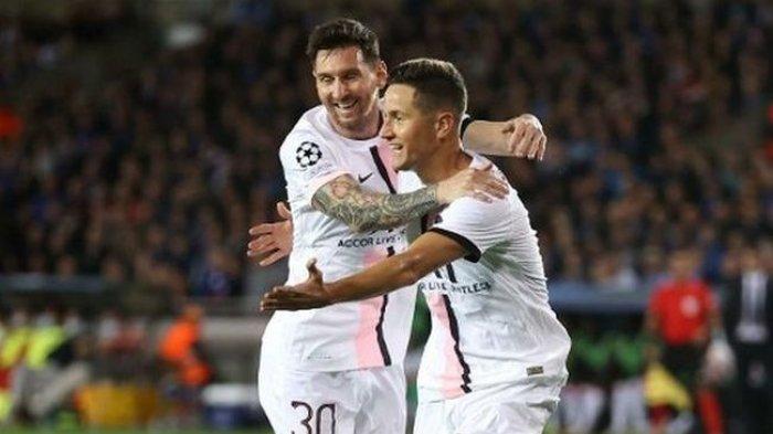 Hasil Liga Champions, Messi Gagal Tunjukkan Efek Kejut, PSG Pun Tak Mampu Raih Kemenangan