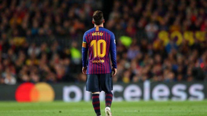Hasil Liga Spanyol, Barcelona Gagal Salip Atletico Madrid, Dikalahkan Granada di Camp Nou