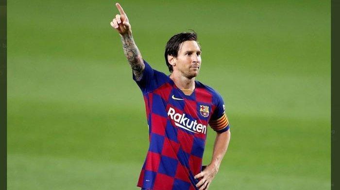 Hasil Liga Spanyol, Lionel Messi Pahlawan Barcelona, Cetak Gol Satu-satunya ke Gawang Levante