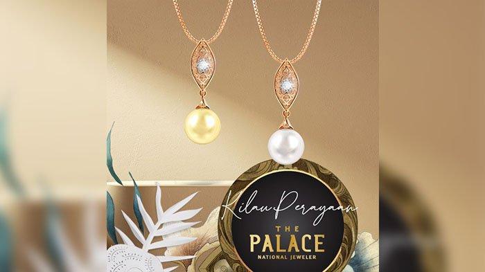 Kilau Perayaan The Palace Jeweler, Berbagi Kebahagiaan Dengan Memberikan Perhiasan Berlian Gratis