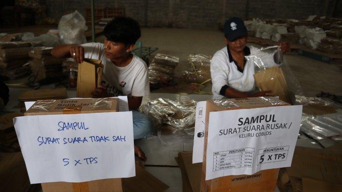 Sejumlah Logistik Pemilu Diterima KPU Kabupaten Cirebon, Masih Tunggu Surat Suara