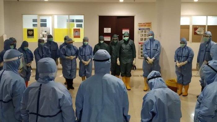 Hingga Kini 110 Tenaga Kesehatan di Pangandaran Terpapar Covid-19, Satu di Antaranya Meninggal
