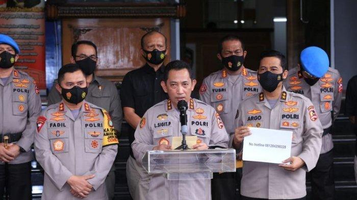 Kemarin, 12 Jenderal Polisi Dimutasi Kapolri Jenderal Listyo, Bukan Sanksi Tapi Berkah Kapolri Baru