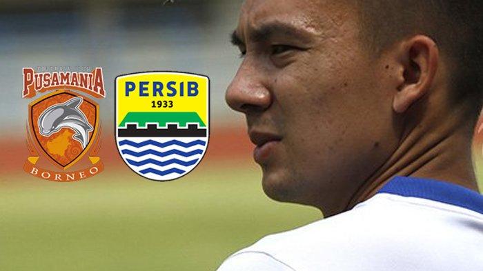 HT Borneo FC Vs Persib Bandung, Maung Berhasil Tahan Imbang Pesut Etam