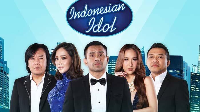 RCTI Live Streaming Indonesian Idol Top 4 Malam Ini, Kontestan Kolaborasi dengan Vrgoun dan Armada
