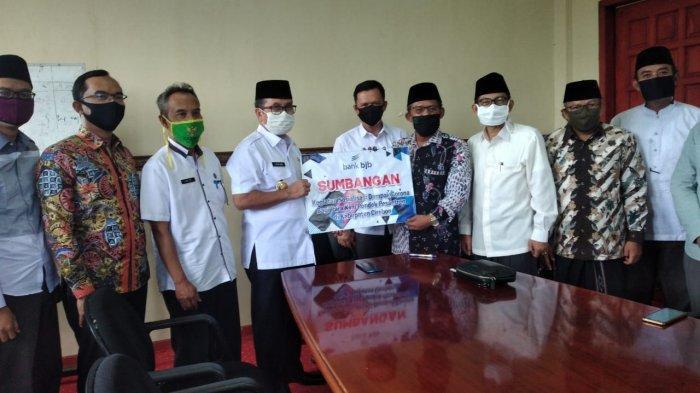 PCNU Kabupaten Cirebon Fasilitasi Pesantren untuk Live Streaming Pengajian Pasaran Ramadan