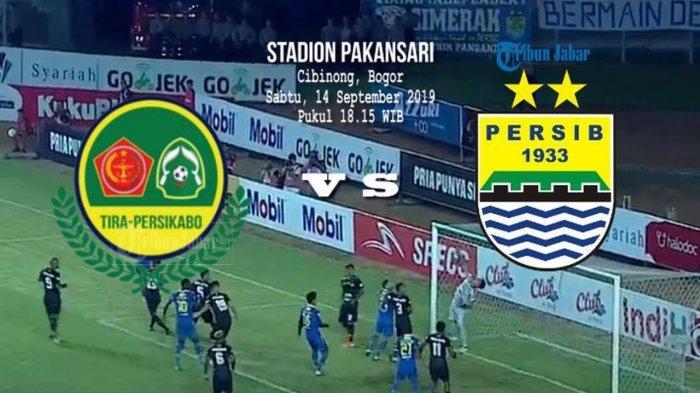RESMI, Ini Susunan Pemain dan Link Live Streaming Persib Bandung vs Tira, Tak Ada Nama King Eze