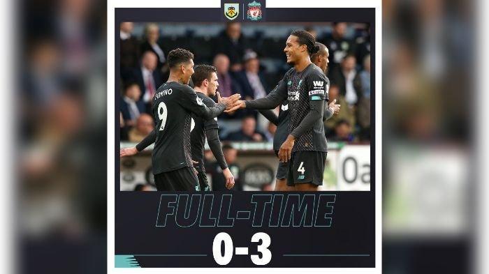Deretan Rekor & Fakta Kemenangan Liverpool vs Burnley, 13 Beruntun & 50 Firmino + Assist Aneh Trent