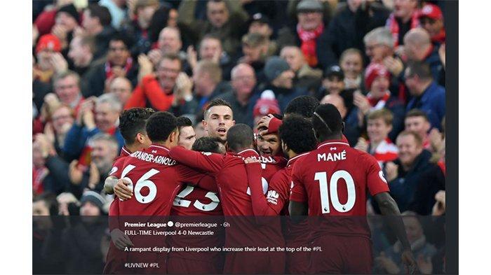 Musim Ini Liverpool Berpeluang Raih 2 Gelar Juara Liga Inggris, Nama Steven Gerrard pun Dielu-elukan