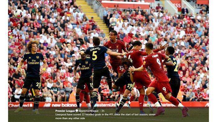 Big Match Chelsea vs Liverpool, Ini Susunan Pemain dan Link Live Streaming, Kick Off 22.30