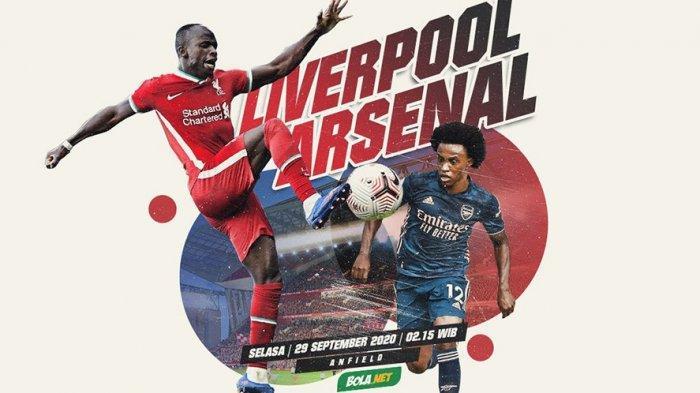 CATAT! 3 Pertandingan Penting Akhir Pekan Ini, Salah Satunya Liverpool vs Arsenal