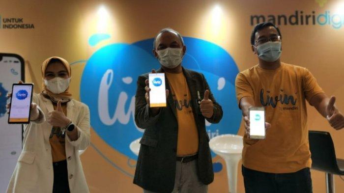 Jadi Super App di Era Bank Digital, Livin By Mandiri Layanan dengan Sentuhan Artificial Intelligence