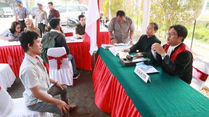 Operasi Zebra Lodaya di Cirebon, Pelanggar Langsung Disidang di Tempat