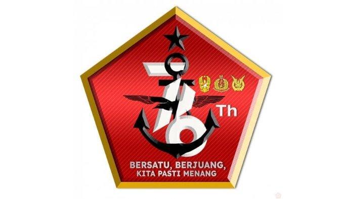Download Logo HUT TNI 2021, Lengkap 30 Link Twibbon HUT TNI ke-76 untuk Pasang Foto di Medsos