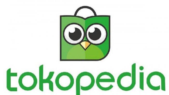 Logo Tokopedia.