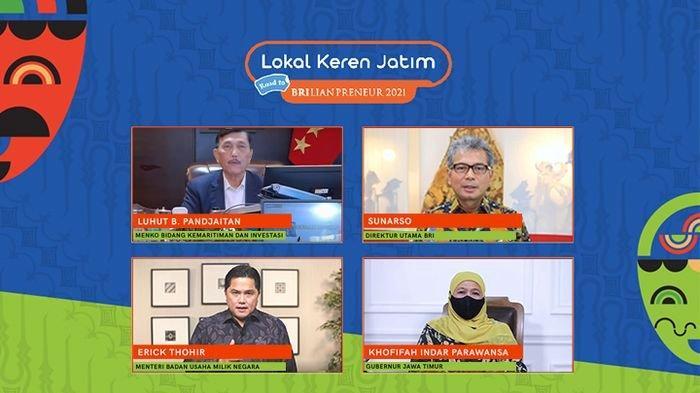 Pameran Lokal Keren Jatim Road to BRILianpreneur, BRI Bangkitkan UMKM dan Dorong UMKM Go Global
