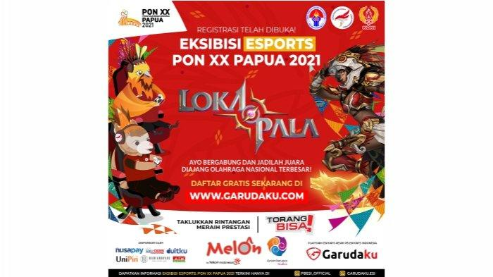 Lokapala, gim Multiplayer Online Battle Area (MOBA) besutan anak bangsa Indonesia akan dipertandingkan di eksibisi eSports PON XX Papua 2021