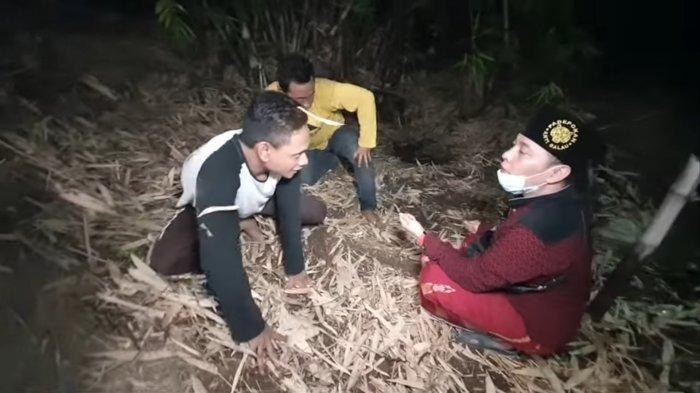 Ketika Ujang Busthomi Diusir Penghuni Situs Garuda Jaya