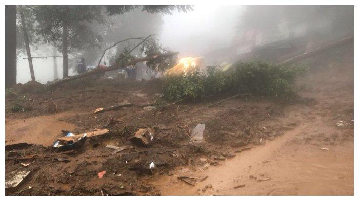 Korban Longsor Bogor Asal Cipongkor Tinggalkan 7 Anak, Sekda KBB Siap Jadi Orangtua Asuh