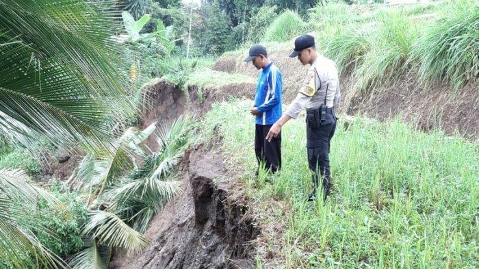 Longsor Terjang Kawasan Cugenang, Polisi Imbau Penghuni Rumah yang Terancam untuk Pindah