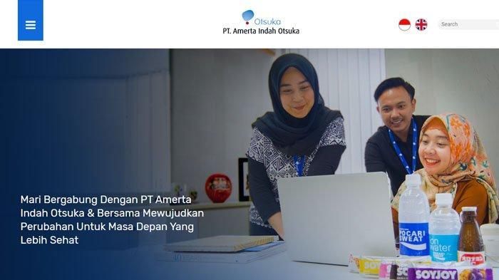 Lowongan Kerja Terbaru di Otsuka untuk Lulusan SMA/SMK hingga S1, Ada Penempatan Kerja di Sukabumi