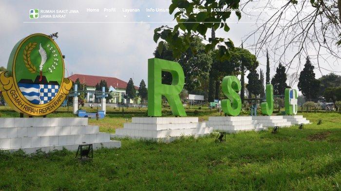 lowongan kerja di Rumah Sakit Jiwa Jawa Barat