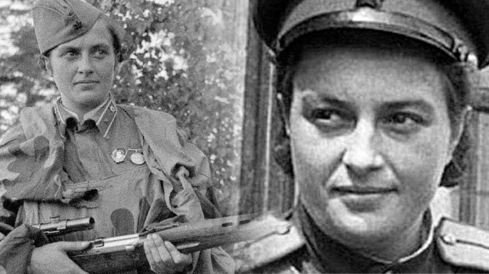 Lyudmila Pavlichenko, Wanita Sniper Paling Ditakuti di Medan Perang, Tembak Musuh Tanpa Ampun