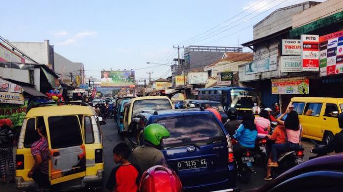 Pasar Banjaran di Kabupaten Bandung Sudah Semrawut, Mau Direvitalisasi Tapi Pedagangnya Menolak