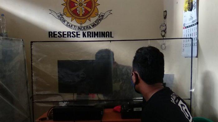 Mahasiswa Asal Bandung Curi Sepeda Gunung Seharga Rp 65 Juta di Tasikmalaya, Aksinya Kepergok CCTV