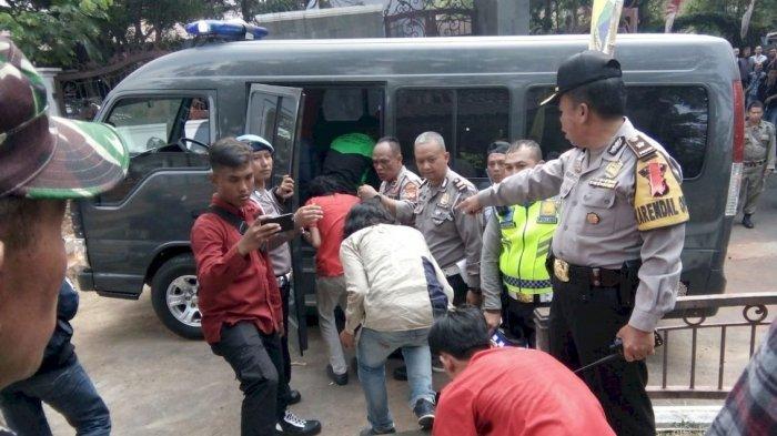 Catatan Surat Kematian Ipda Erwin, Tersangka Kasus Polisi Cianjur Terbakar Akan Dihukum Lebih Berat