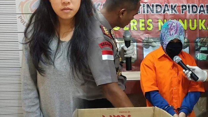 Miris, Mahasiswi Cantik Ini Jadi Kurir Sabu Internasional, Alasannya Nekat karena Kebutuhan Hidup