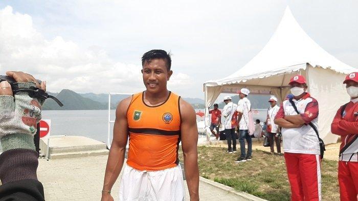 Riau Peraih Pertama Medali Emas di PON XX Papua 2021