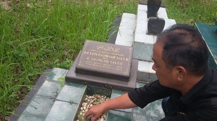 Masih Ingat Tati Saleh? Makamnya Selalu Sepi, Beda dengan Kuburan Nike Ardilla yang Selalu Ramai