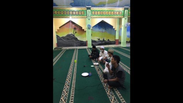 Takbiran Iduladha 2021 di Lapas Warungkiara Sukabumi, Diikuti Terbatas oleh 10 Napi Blok Santri