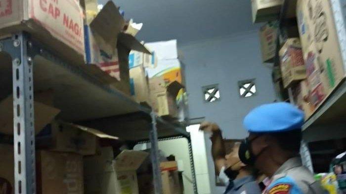 Kecele, Maling yang Bobol Minimarket Ternyata Menggasak Makanan Kedaluwarsa yang Belum Dimusnahkan